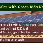 Go Solar for your home!